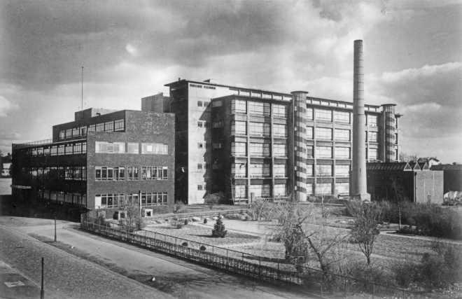 Z1861a, Röntgenfabriek CHF Müller, Hamburg-Fuhlsbüttel, geopend 8-1930, 882 (uit Bnr 3402, p 96)