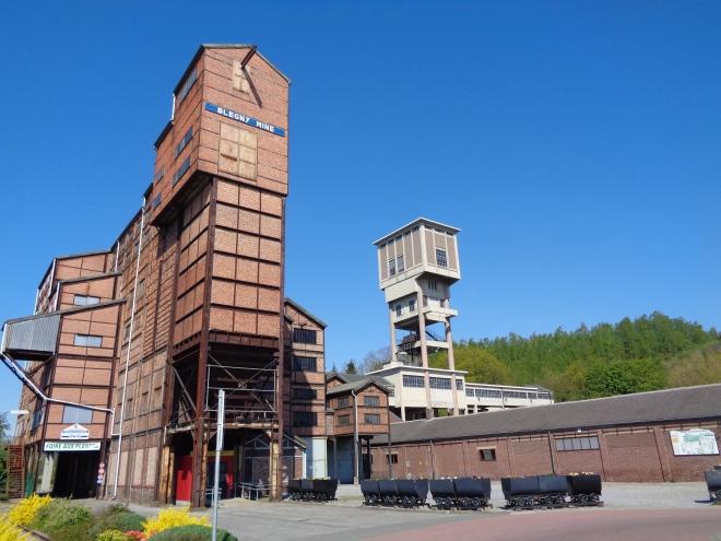 Blegny Mine, kolenwasserij (1)