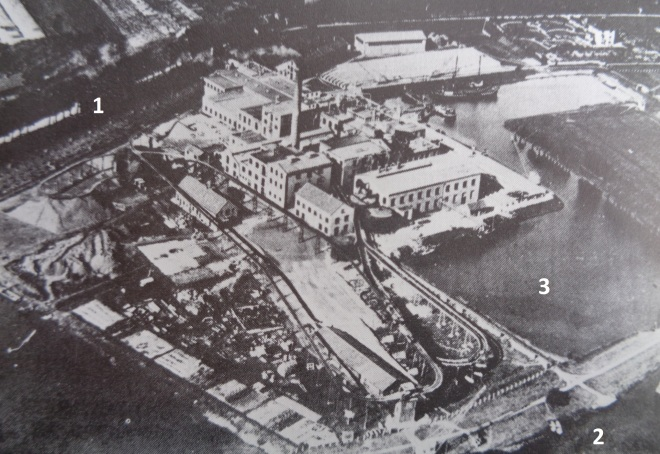 Gorinchem - Suikerfabriek Hollandia (1)