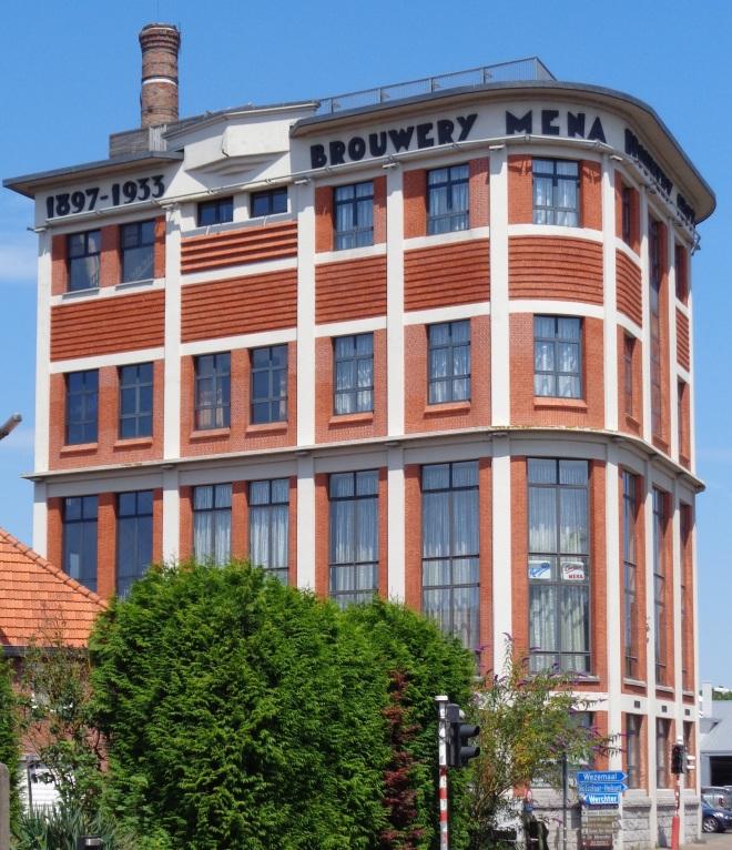 Rotselaar - Brouwerij MENA (1)