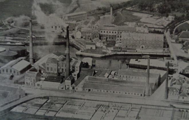 Bergen op Zoom - Spiritusfabriek