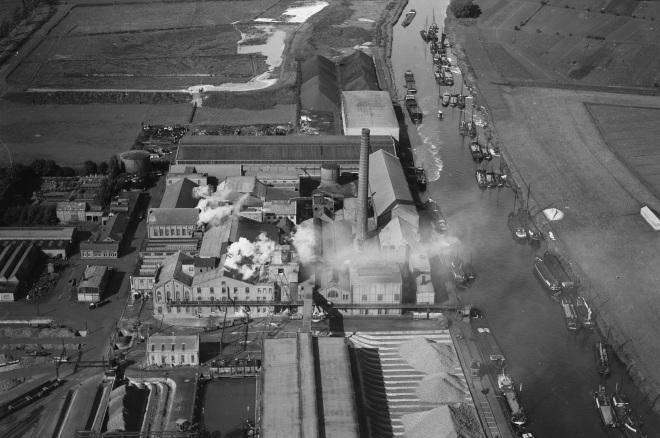 Foto Technische Dienst Luchtvaartafdeeling