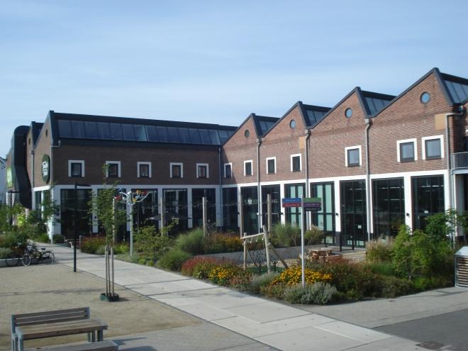 Enschede - Textielfabriek Ter Kuile (1)