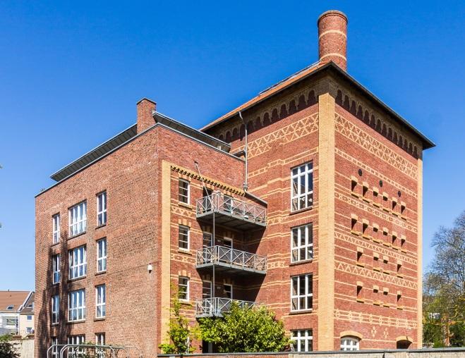 Fabrikgebäude Hospeltstraße 32, Köln-Ehrenfeld